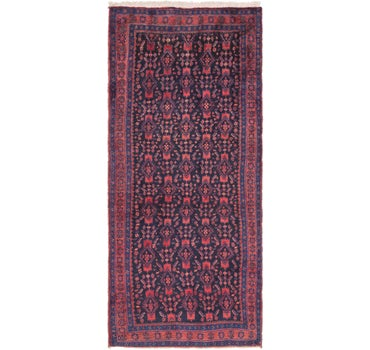 4' 5 x 10' 3 Malayer Persian Runner Rug main image