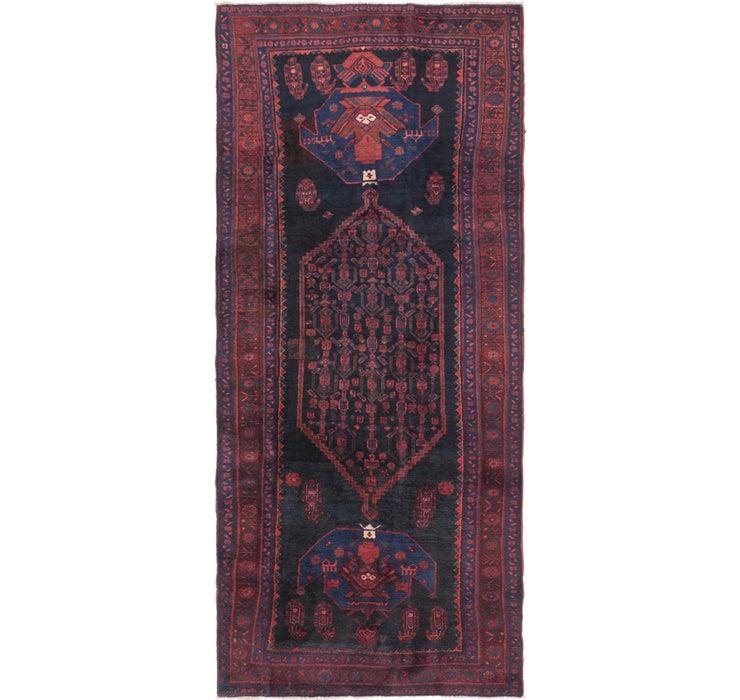 122cm x 282cm Sirjan Persian Runner Rug