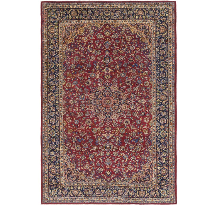 292cm x 440cm Isfahan Persian Rug