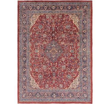 9' 9 x 13' 5 Sarough Persian Rug main image