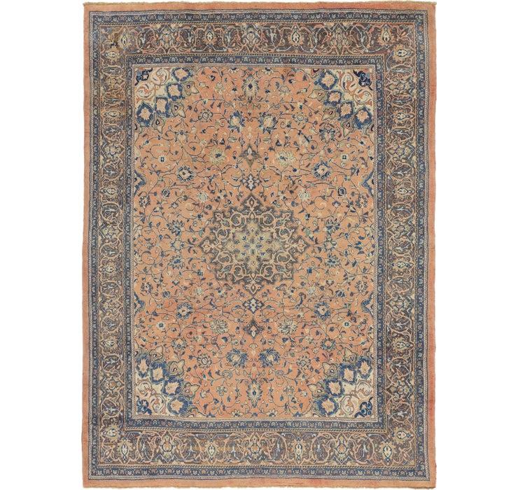 275cm x 373cm Mahal Persian Rug