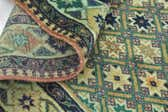 5' x 9' 8 Ghashghaei Persian Runner Rug thumbnail