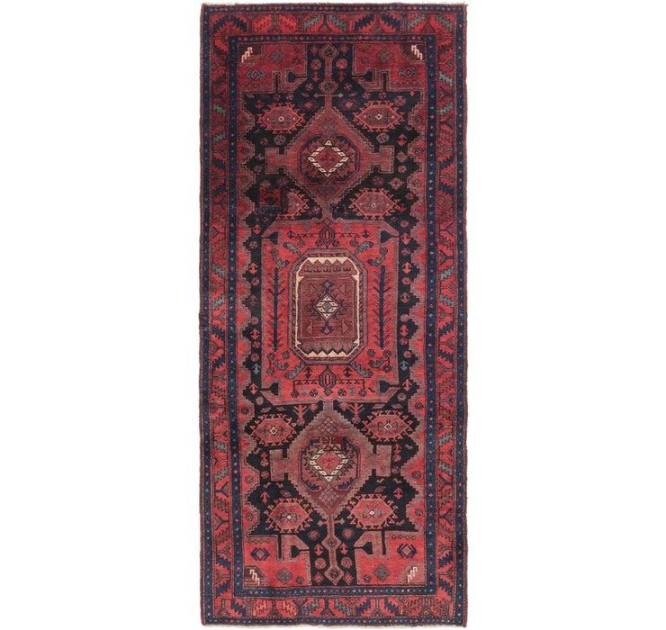 130cm x 318cm Sirjan Persian Runner Rug