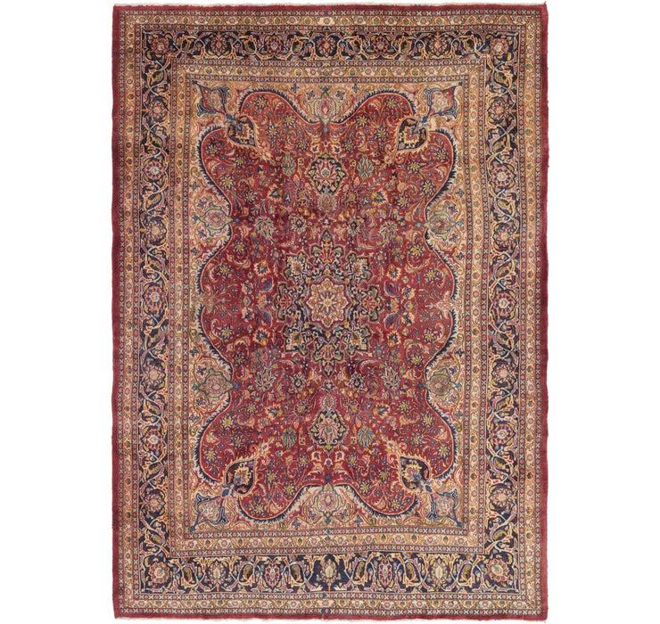 9' 5 x 13' 3 Mashad Persian Rug