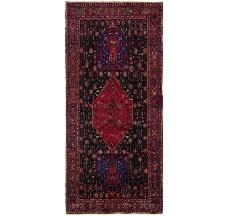 152cm x 325cm Sirjan Persian Runner Rug