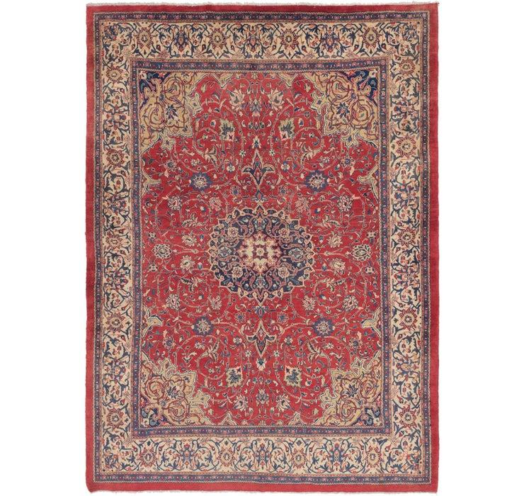 10' 4 x 14' 4 Sarough Persian Rug