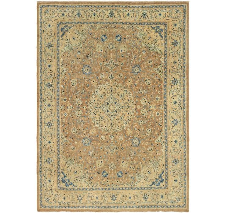 287cm x 395cm Mahal Persian Rug