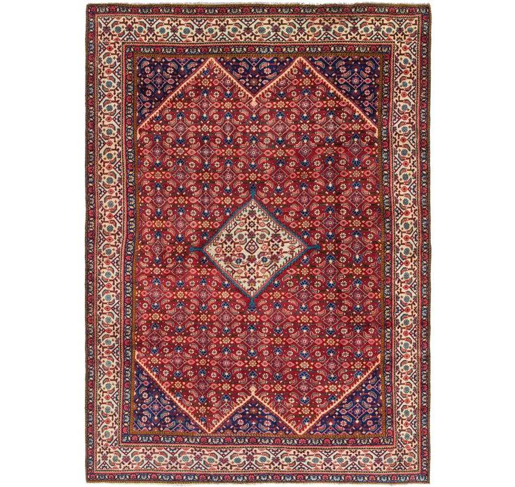280cm x 390cm Farahan Persian Rug