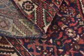 152cm x 300cm Hossainabad Persian Runner Rug thumbnail