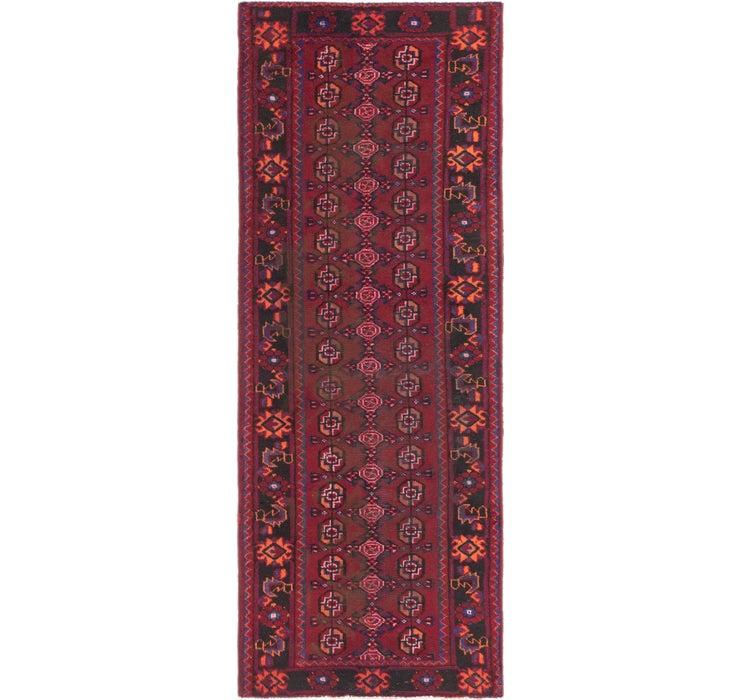 Image of 110cm x 290cm Ferdos Persian Runner Rug