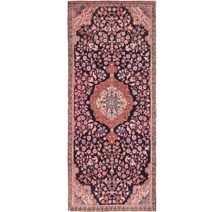 127cm x 295cm Shahrbaft Persian Runne...