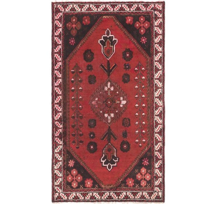 117cm x 213cm Ferdos Persian Rug