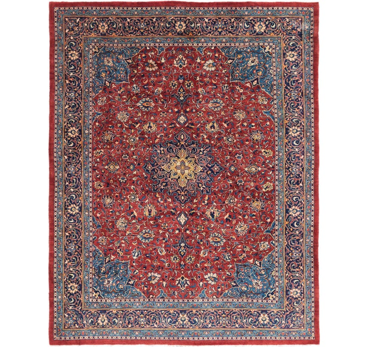 315cm x 400cm Sarough Persian Rug