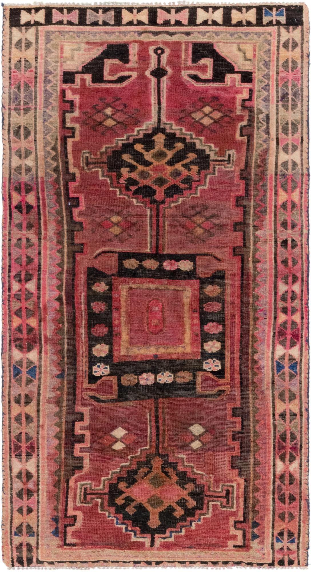 Rust Red  3' 5 x 6' 5 Shiraz