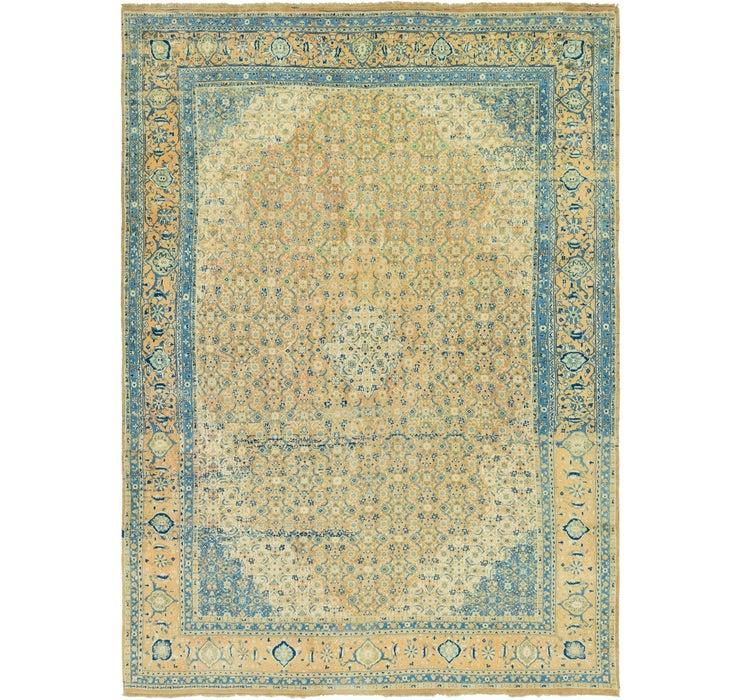 8' 6 x 11' 9 Farahan Persian Rug
