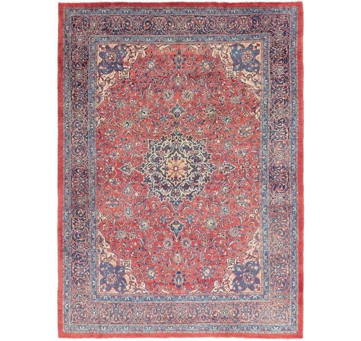 295cm x 405cm Sarough Persian Rug
