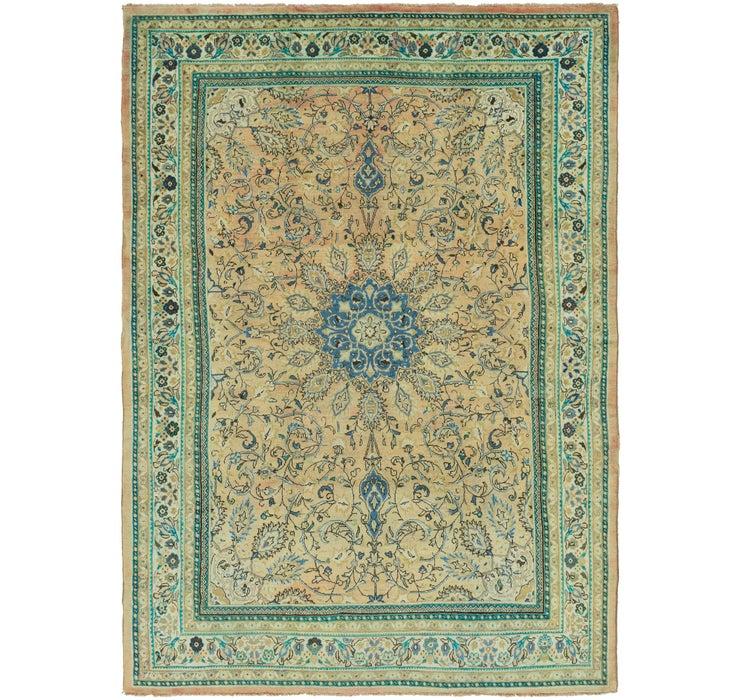 297cm x 410cm Mahal Persian Rug