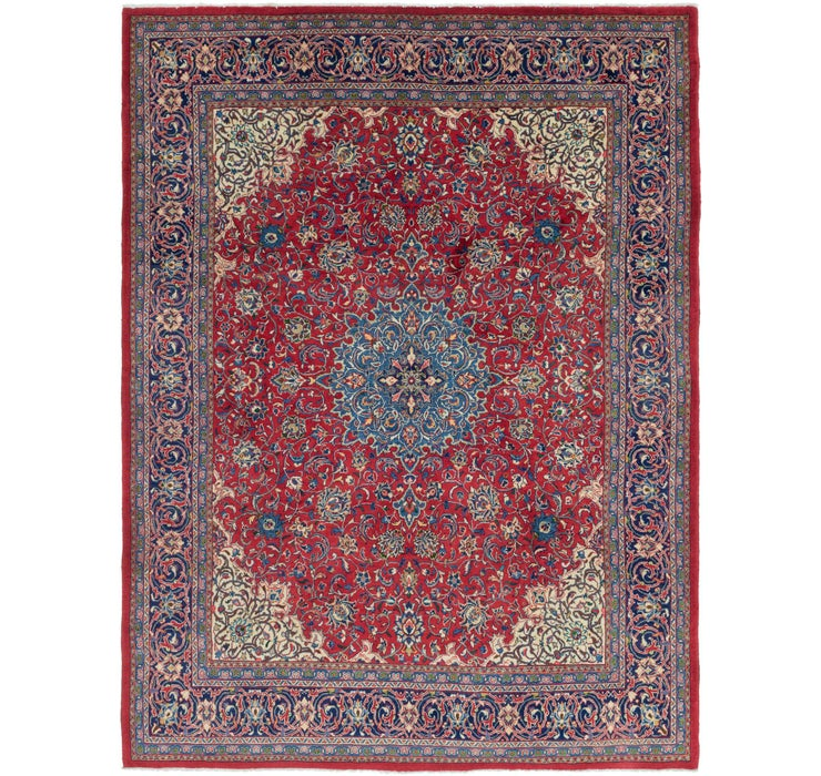 295cm x 395cm Sarough Persian Rug