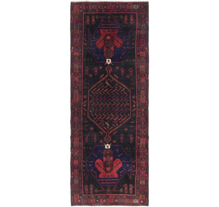 152cm x 410cm Sirjan Persian Runner Rug