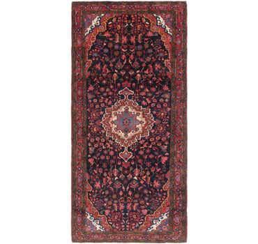 Image of 5' 2 x 11' 2 Jozan Persian Runner Rug