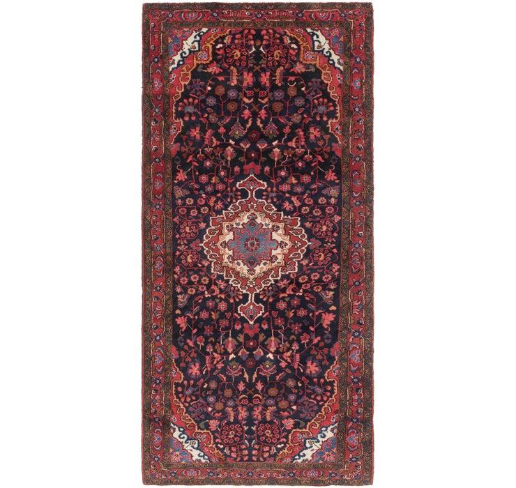 Image of 157cm x 340cm Jozan Persian Runner Rug