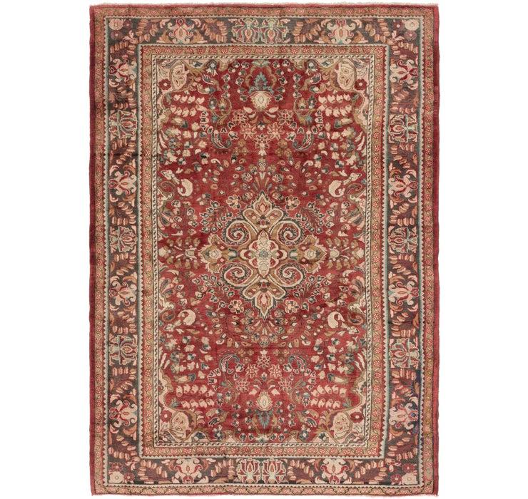 218cm x 318cm Liliyan Persian Rug