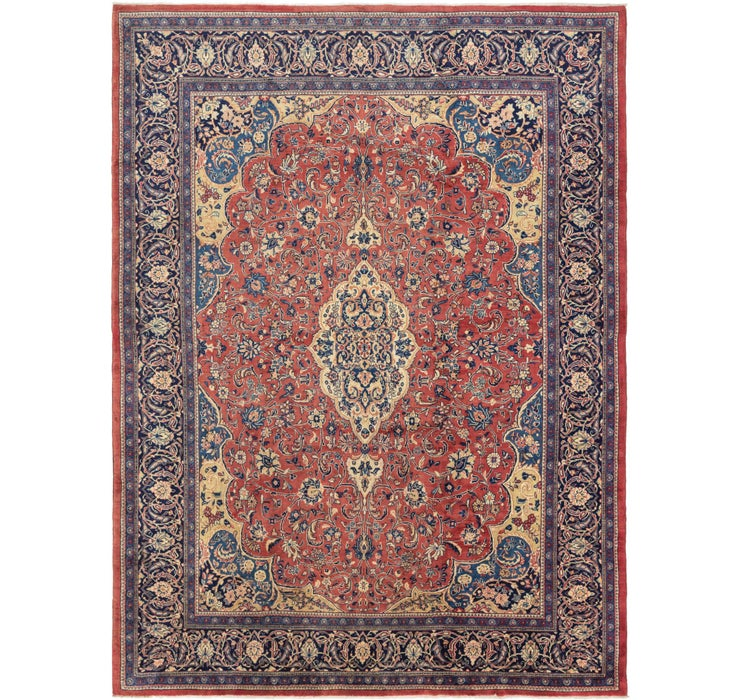 312cm x 427cm Sarough Persian Rug