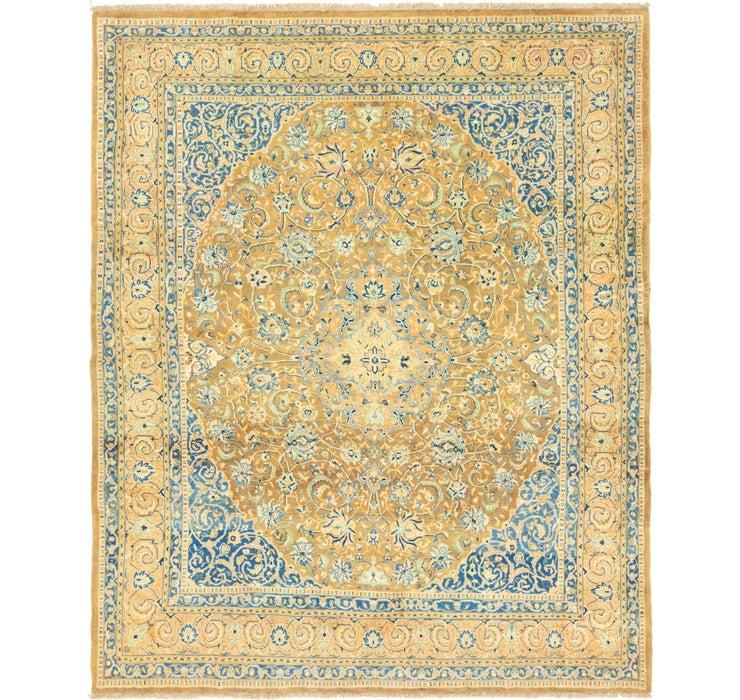 8' 6 x 10' 4 Mahal Persian Rug