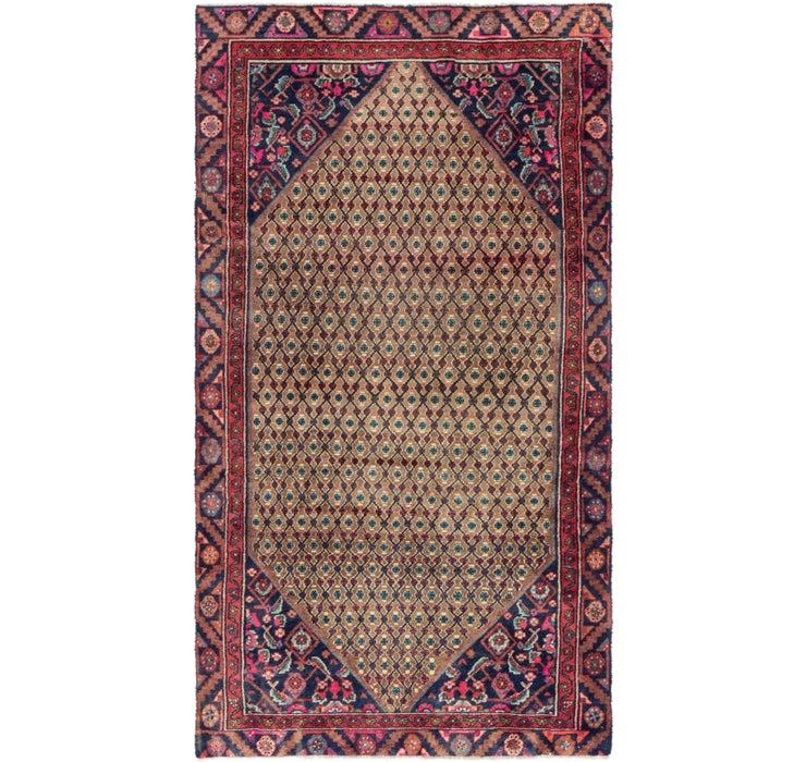 135cm x 250cm Koliaei Persian Rug