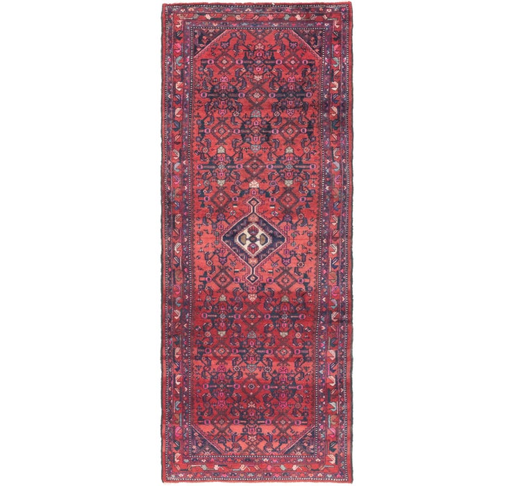 Image of 107cm x 295cm Darjazin Persian Runner...