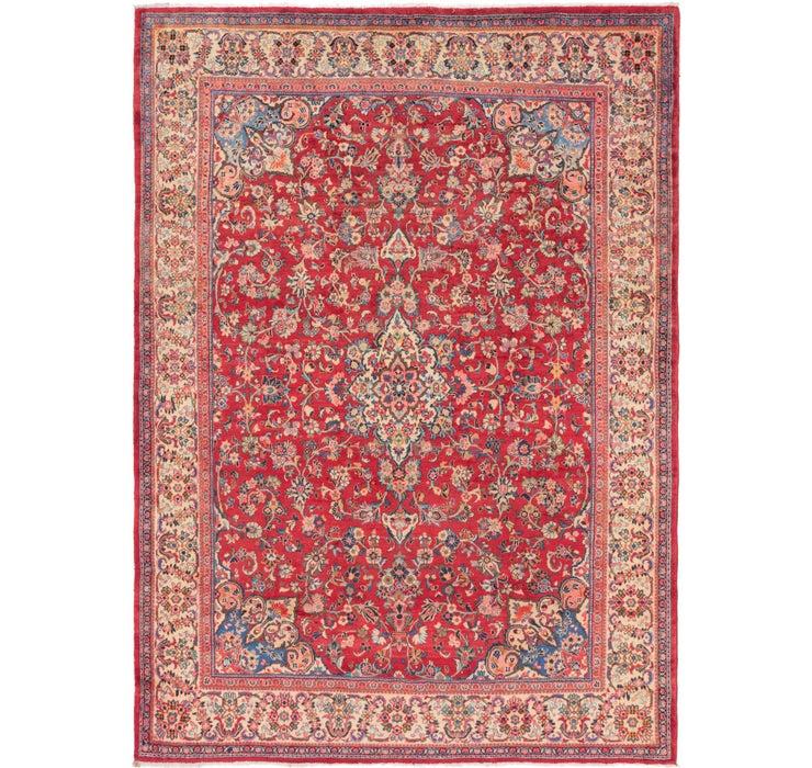 10' 5 x 13' 4 Sarough Persian Rug