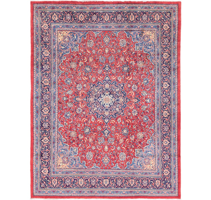 300cm x 395cm Sarough Persian Rug