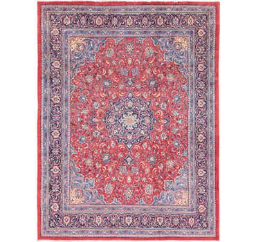 9' 10 x 13' Sarough Persian Rug