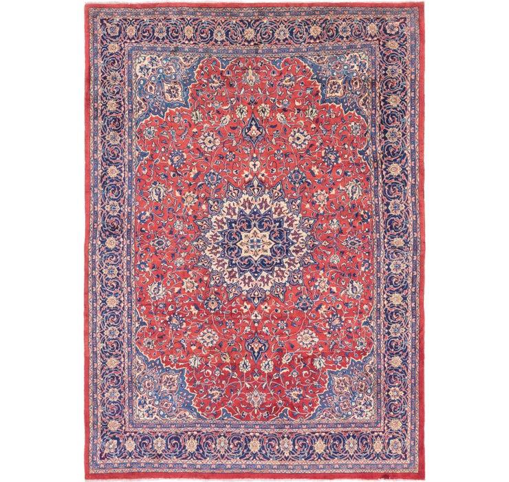 292cm x 410cm Sarough Persian Rug