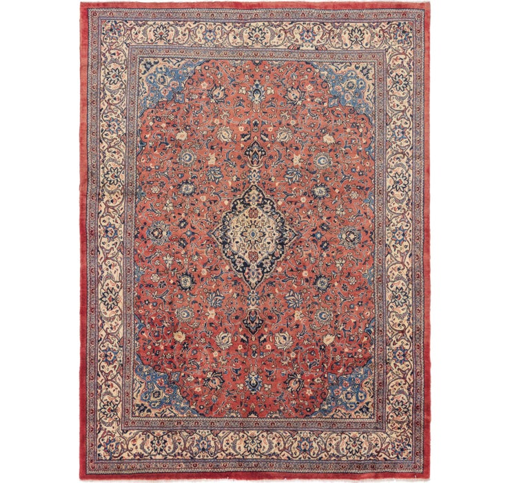 305cm x 410cm Sarough Persian Rug