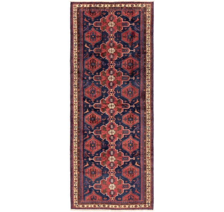 157cm x 395cm Gholtogh Persian Runner...