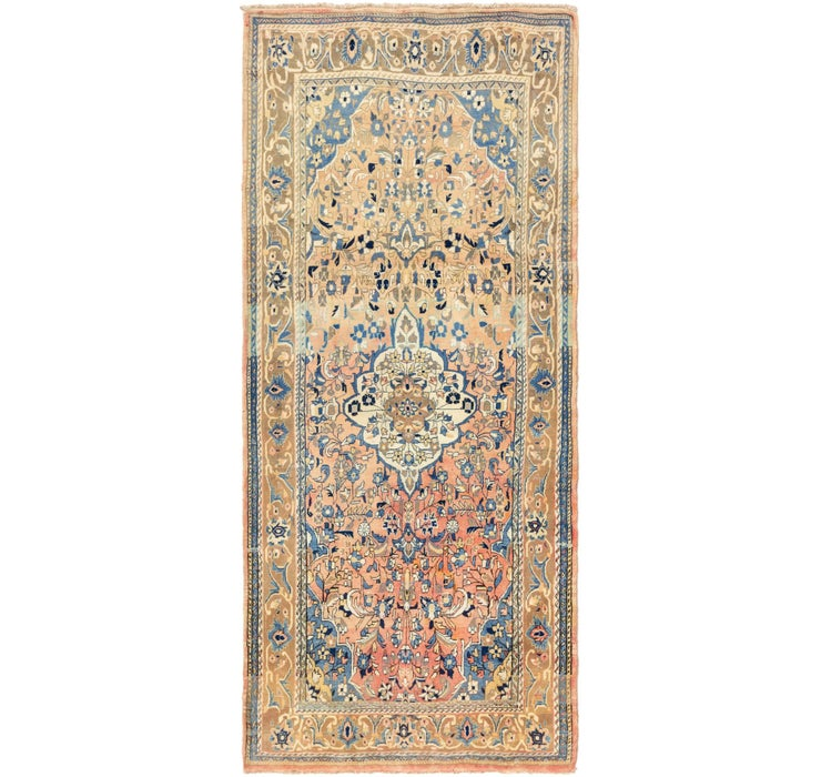 142cm x 330cm Borchelu Persian Runner...