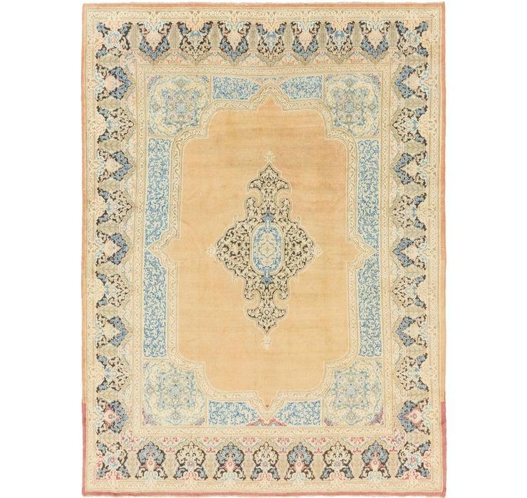 9' 7 x 13' 2 Kerman Persian Rug