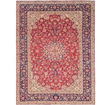 Image of  9' 6 x 12' 7 Isfahan Persian Rug