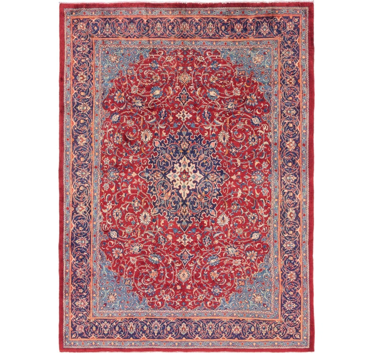 300cm x 405cm Sarough Persian Rug