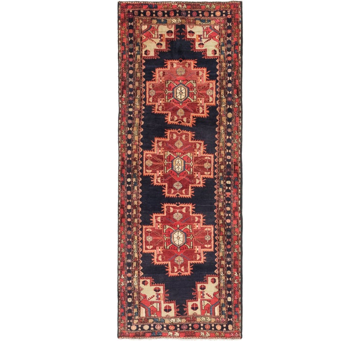 122cm x 328cm Gholtogh Persian Runner...