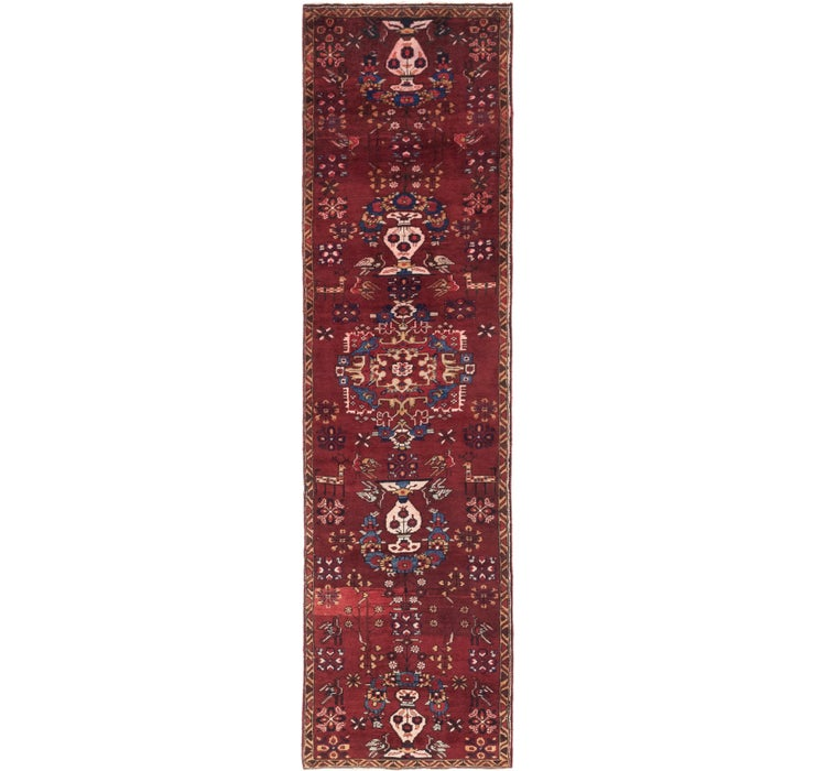80cm x 300cm Gholtogh Persian Runner...