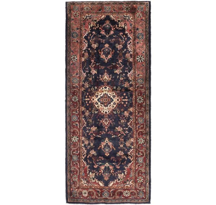 4' x 10' 6 Shahrbaft Persian Runne...