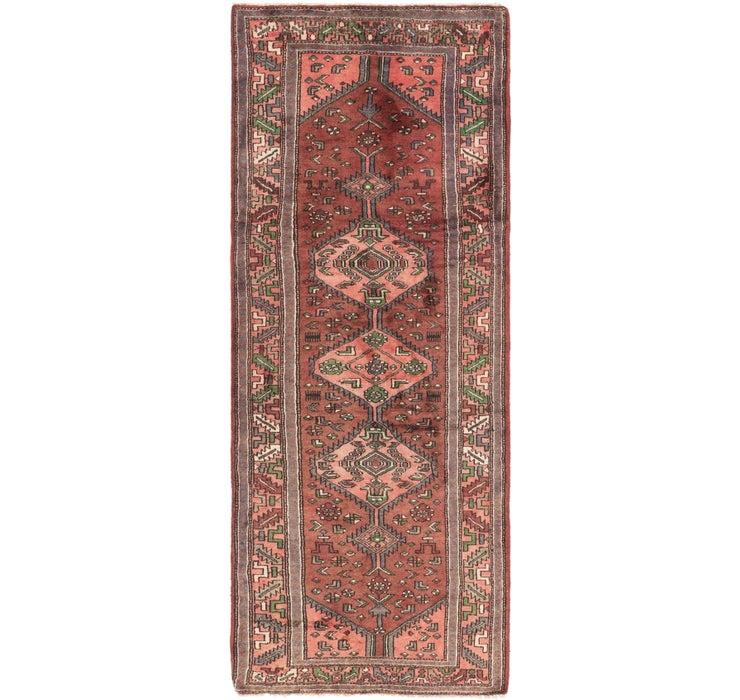 110cm x 305cm Saveh Persian Runner Rug