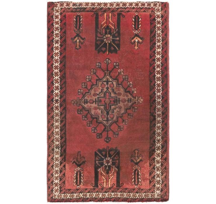122cm x 205cm Ferdos Persian Rug
