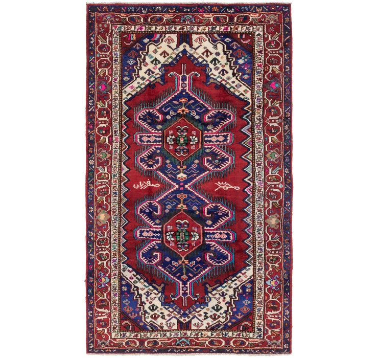168cm x 305cm Bakhtiar Persian Rug