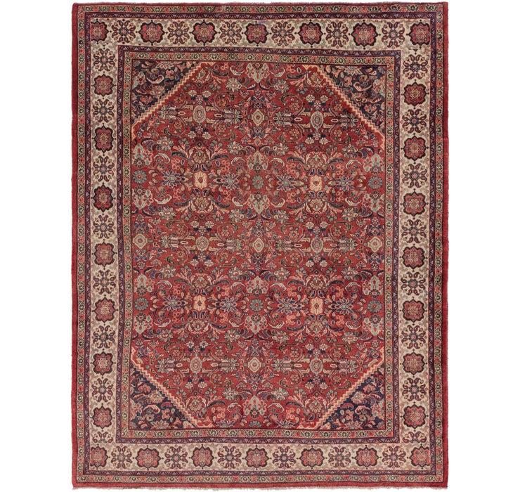 10' 10 x 14' Mahal Persian Rug