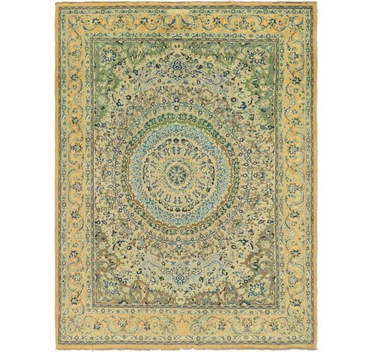 295cm x 385cm Birjand Persian Rug