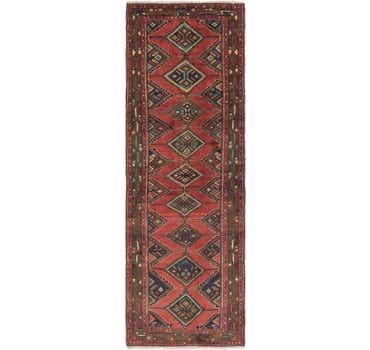 Image of 3' 4 x 10' 4 Chenar Persian Runner Rug