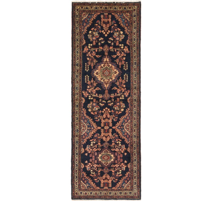 112cm x 318cm Mehraban Persian Runner...